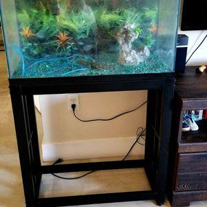 Aquarium o Terrario de 30 Galones for Sale in Hialeah, FL
