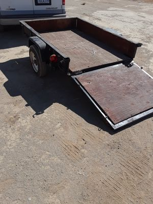 Utility trailer 4×6. for Sale in Lancaster, CA