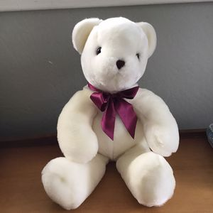 THE CUTEST SOFTEST WHITE TEDDY BEAR EVER for Sale in Montecito, CA