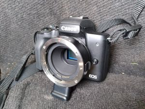 Canon EOS m50 with lens for Sale in Artesia, CA
