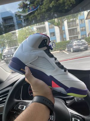 Jordan 5 Bel Aire Size 12 for Sale in North Miami Beach, FL