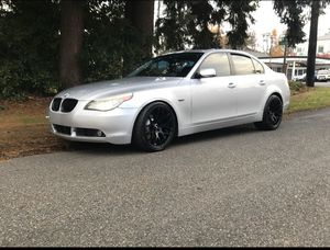 2005 BMW 545i for Sale in Tacoma, WA