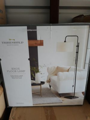 Threshold knox floor lamp for Sale in Murphy, TX