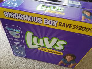 Luvs Diapers - Pampers for Sale in Kissimmee, FL