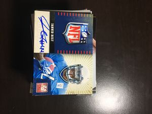 100+ Football Card Lot for Sale in Lawrenceburg, KY