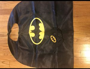 13 capes with mask $2 each for Sale in Rockville, MD