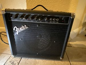 Fender Frontman 25R amplifier for Sale in Ontario, CA