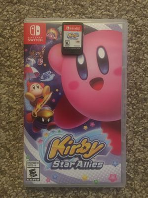 Kirby: Star Allies Nintendo Switch for Sale in Seattle, WA