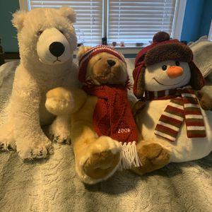 Christmas Stuffed Animals for Sale in Leesburg, VA