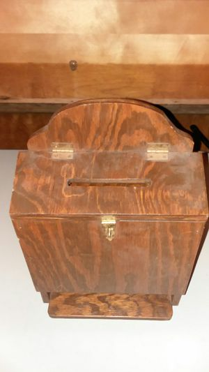 Lockable suggestion box for Sale in Fort Wayne, IN