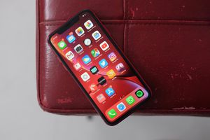 iPhone 11 red unlock in box brand new 128gb for Sale in Jersey City, NJ