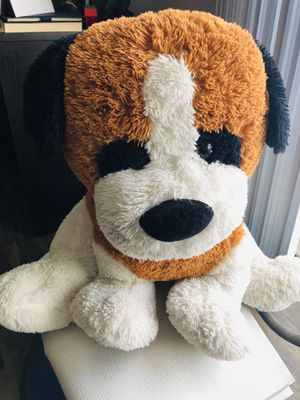 Big dog stuffed animal for Sale in Albuquerque, NM