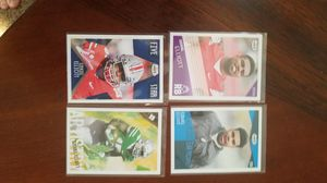 Ezekiel Elliott 4 card lot ALL Rookies from 2016 Sage hit Dallas Cowboys great for Sale in Albuquerque, NM