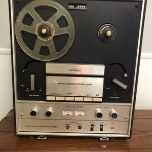 Vintage Reel To Reel Player for Sale in Cicero, IL