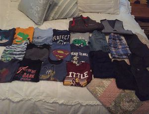 Excellent used condition 3t kids clothing lot of 21 for Sale in Tampa, FL