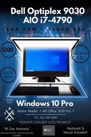 Windows 10 pro (over 100 available) for Sale in Las Vegas, NV