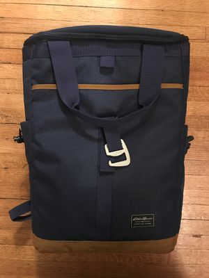 Eddie bauer insulated cooler backpack for Sale in Elmwood, IL