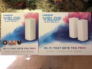 Linksys Velop Router for Sale in Norcross, GA