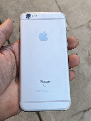 Iphone 6s 64g unlocked. Read description before asking / Lea descripción antes de preguntar for Sale in San Leandro, CA