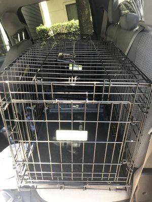 "Dog Crates 24"" (2) - Excellent Condition for Sale in Houston, TX"