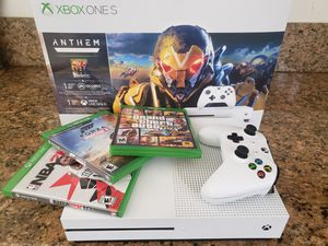 Xbox one s for Sale in Monterey Park, CA