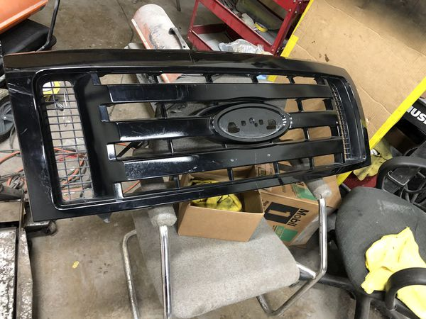 2010-12 Ford F-150 grill