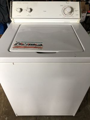 Whirlpool Washer for Sale in San Francisco, CA