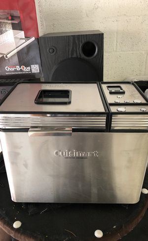 Bread maker Cuisinart for Sale in Pompano Beach, FL