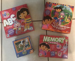 Dora Games and Puzzle for Sale in Pembroke Pines, FL