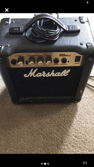 Marshall Amplifier for Sale in Bowie, MD