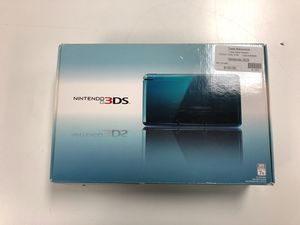 Nintendo 3ds blue for Sale in Pittsburgh, PA