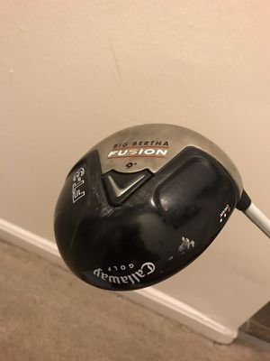 5 great golf clubs callaway for Sale in Beltsville, MD