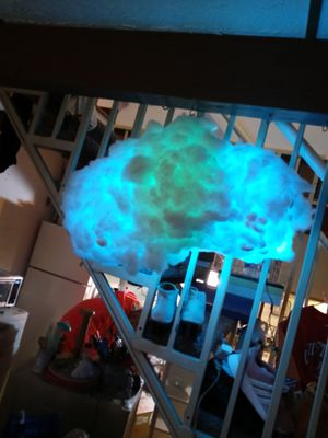 Cloud lamp. for Sale in Marion, OH