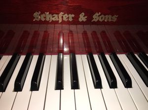 Grand piano great condition for Sale in Seattle, WA