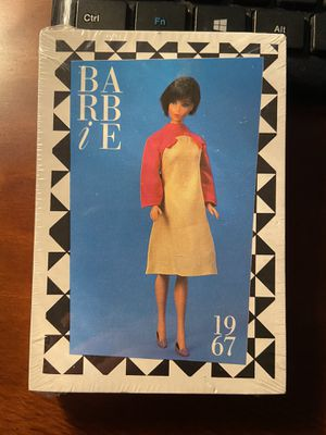 Vintage Barbie Fashion Trading Cards for Sale in Fountain Valley, CA