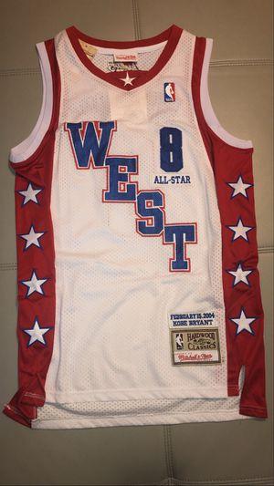 Kobe Bryant 2004 allstar jersey men's medium for Sale in Atlanta, GA