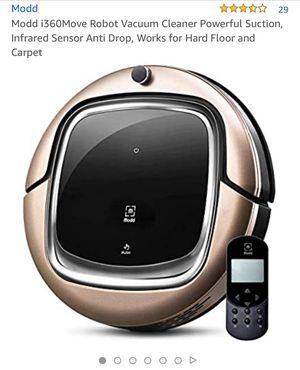 Modd i360move Robotic vacuum cleaner ( open box for Sale in Eastvale, CA