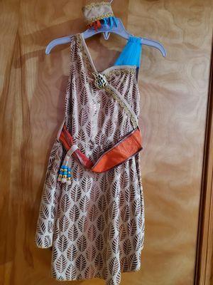Disney Pocahontas costume for kids size 3 toddler for Sale in East Hartford, CT