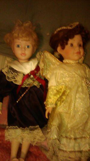 Porcelain antique dolls for Sale in Fresno, CA