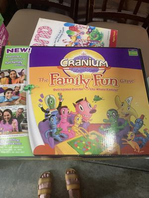 Family Fun Cranium for Sale in Sandy, OR