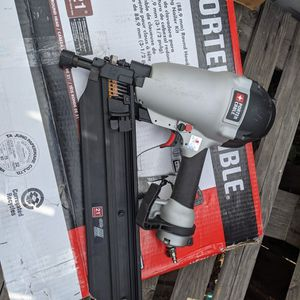 Porter-Cable 3 And 1/2-in Round Head Framing Nailer for Sale in Brea, CA