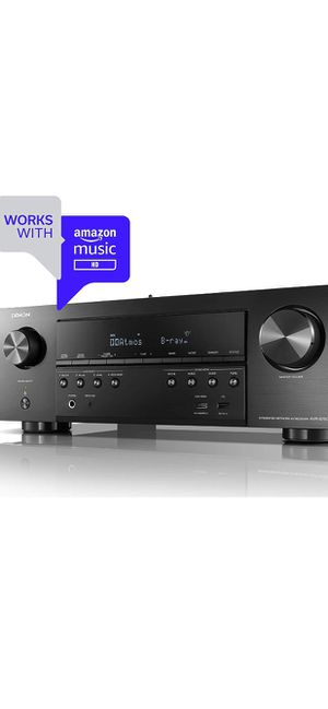 Denon AVR-S750H Receiver, 7.2 Channel (165W X 7) - 4K Ultra HD Price 450 online for Sale in ROWLAND HGHTS, CA
