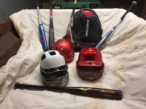 BASEBALL AND SOFTBALL ⚾️ EQUIPMENT!!! for Sale in Bethel, CT