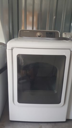 Samsung dryer(credit card accepted for Sale in Richlands, NC