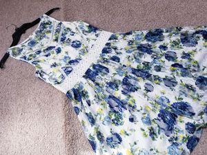 Blue Rose Sundress/$12 for Sale in Everett, WA