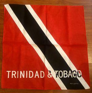 Trinidad & Tobago Bandana flag for Sale in Riverview, FL