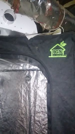 Igs grow tent for Sale in Vancouver, WA