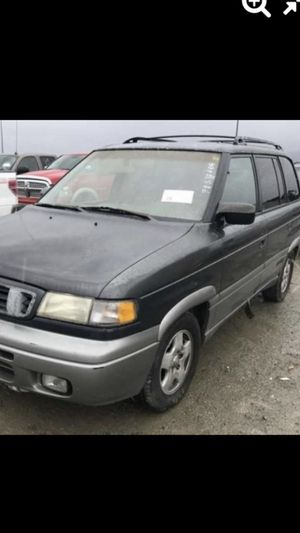 97 Mazda mpv van selling parts only 80k miles for Sale in Moreno Valley, CA