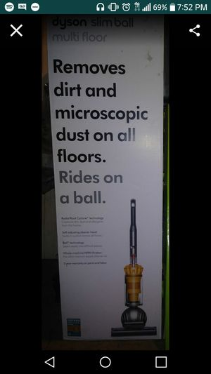 Brandnew Dyson Slimball vacuum for Sale in Modesto, CA