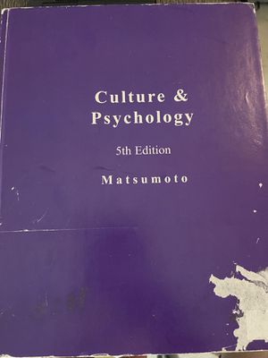 Culture& Physiology for Sale in Powder Springs, GA